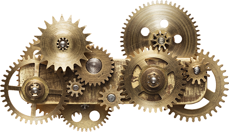 site design gears